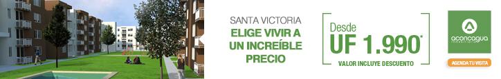 Aconcagua - Santa Victoria